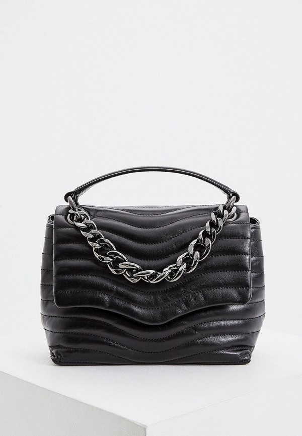женская сумка rebecca minkoff, черная