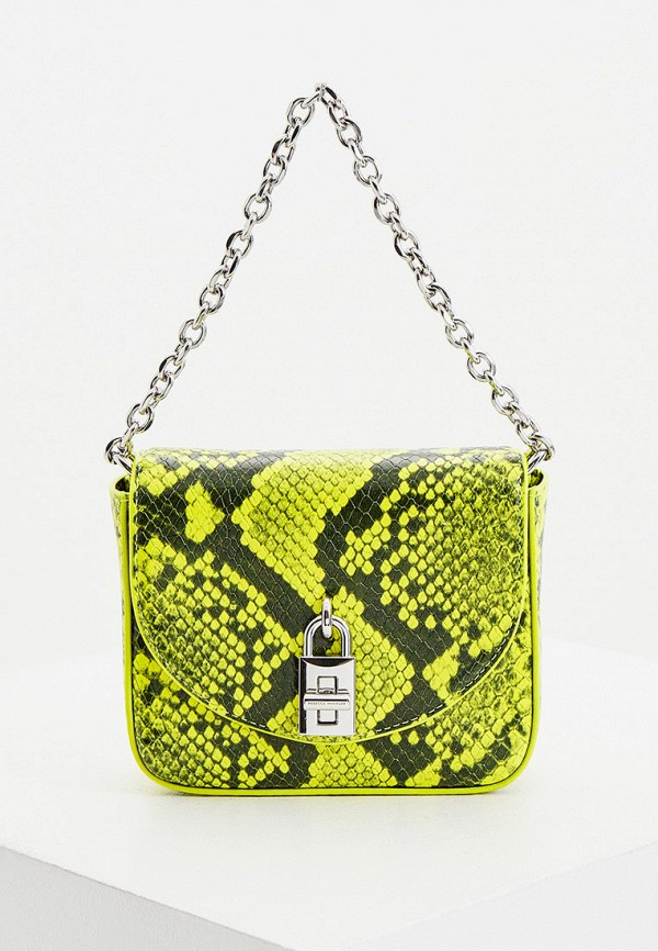 женская сумка rebecca minkoff, зеленая