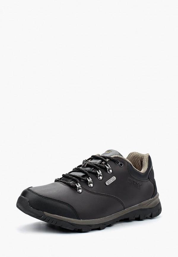 Ботинки трекинговые Regatta, Kota Leather Low, re036amaxay1, коричневый, Осень-зима 2018/2019  - купить со скидкой