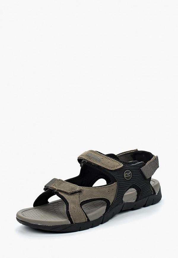 мужские сандалии regatta, серые
