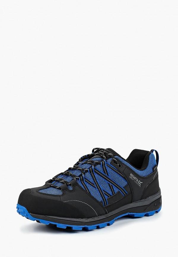 мужские ботинки regatta, синие