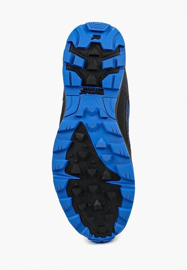 Фото 7 - Ботинки трекинговые Regatta синего цвета