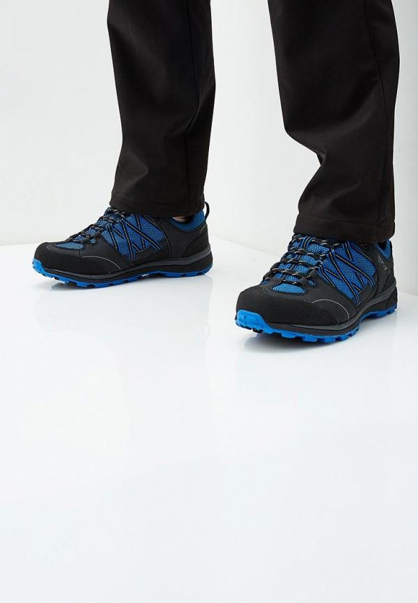 Фото 9 - Ботинки трекинговые Regatta синего цвета