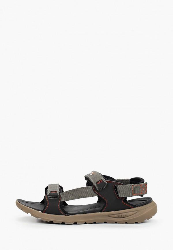 мужские сандалии regatta, зеленые