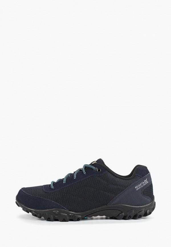 женские кроссовки regatta, синие