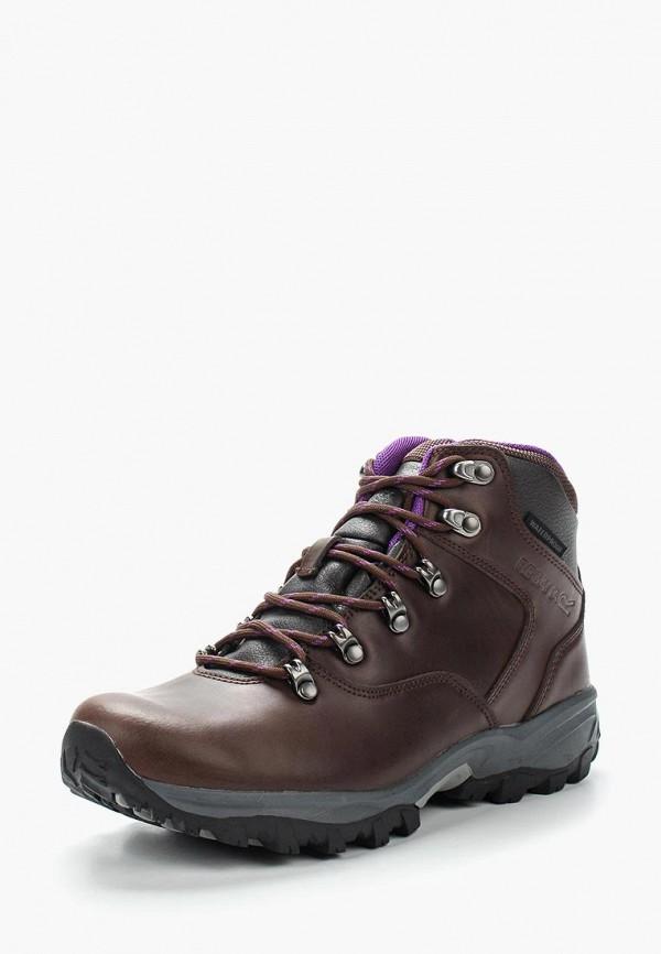 Фото - женские ботинки и полуботинки Regatta коричневого цвета