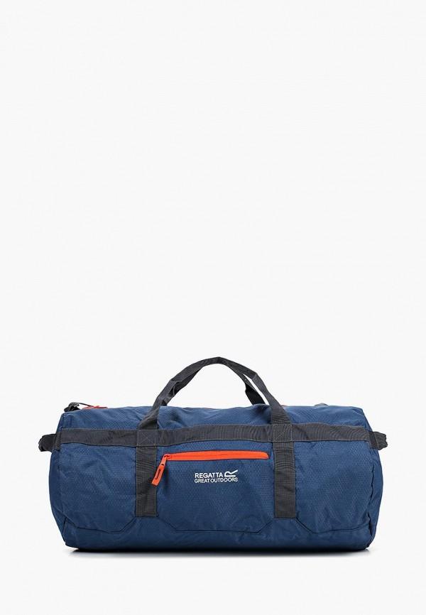 женская сумка regatta, синяя