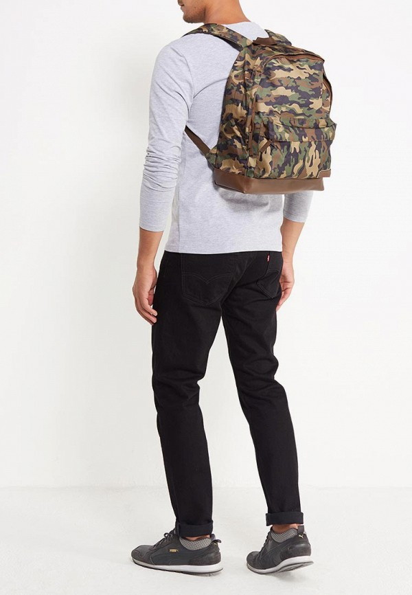 Фото 5 - женский рюкзак Regatta цвета хаки