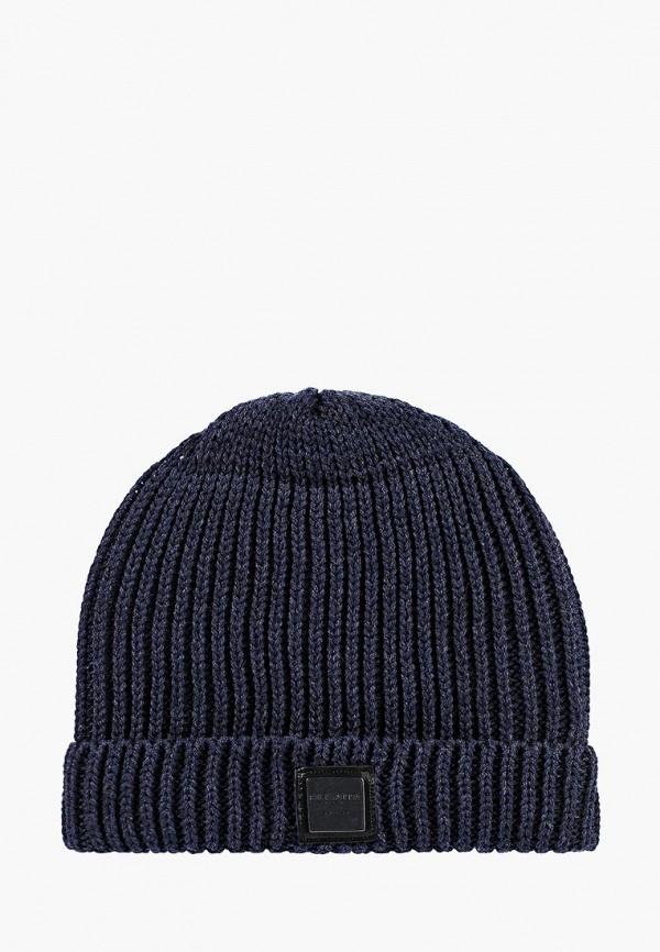 Купить Шапка Regatta, Harrell Hat, re036cmcbwb7, синий, Осень-зима 2018/2019