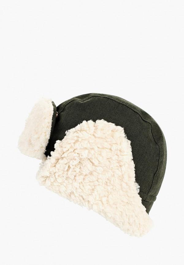 мужская шапка regatta, хаки