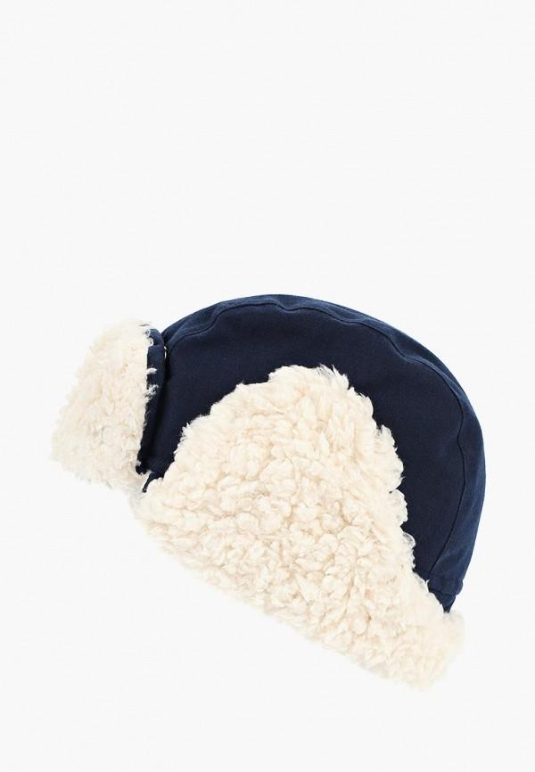 мужская шапка regatta, синяя