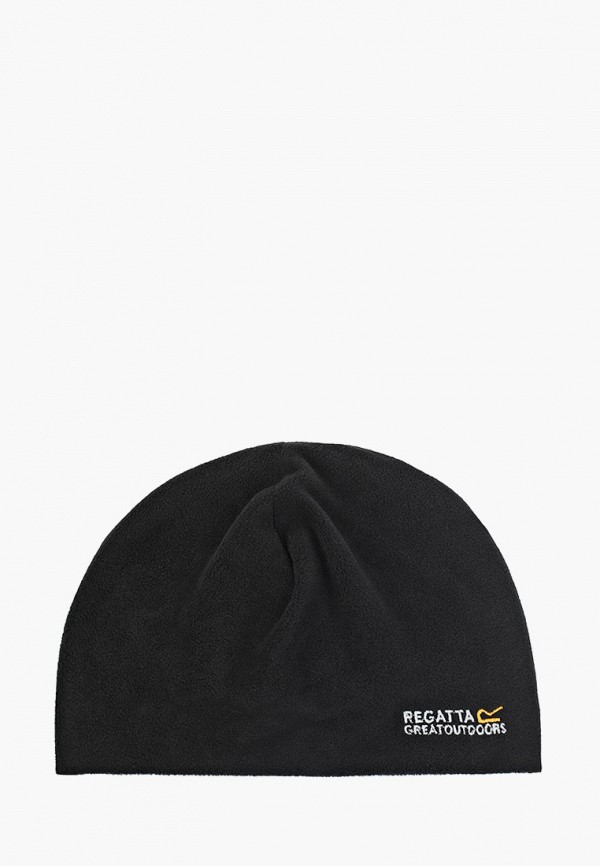 женская шапка regatta, черная
