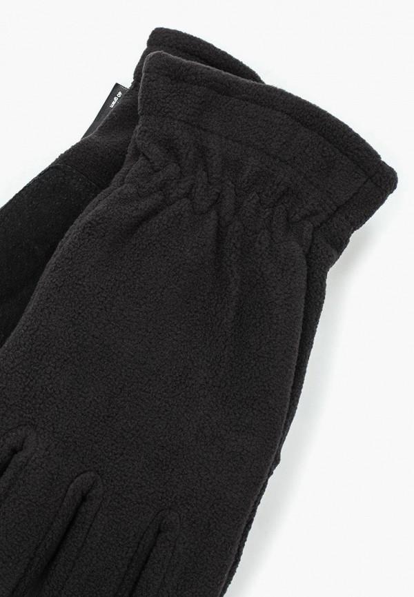 Фото 4 - Перчатки Regatta черного цвета
