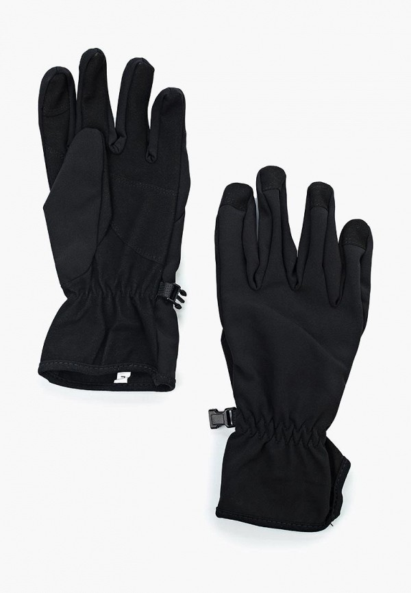 мужские перчатки regatta, черные