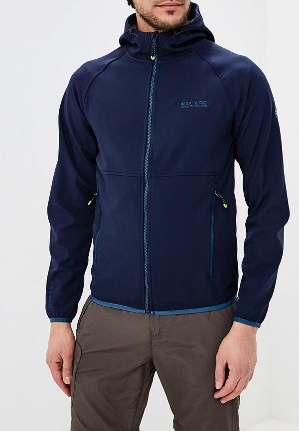 Куртка Regatta Regatta RE036EMCBWG9 куртка мужская regatta maxfield цвет синий rmw293 15 размер xl 56