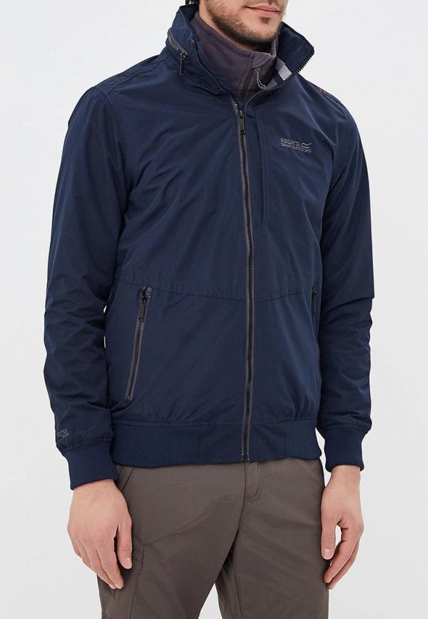 Куртка Regatta Regatta RE036EMEMRS0 куртка мужская regatta maxfield цвет синий rmw293 15 размер xl 56