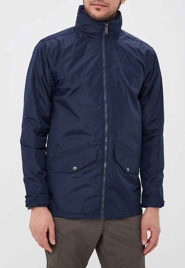 Куртка Regatta Regatta RE036EMEMRS1 куртка мужская regatta maxfield цвет синий rmw293 15 размер xl 56