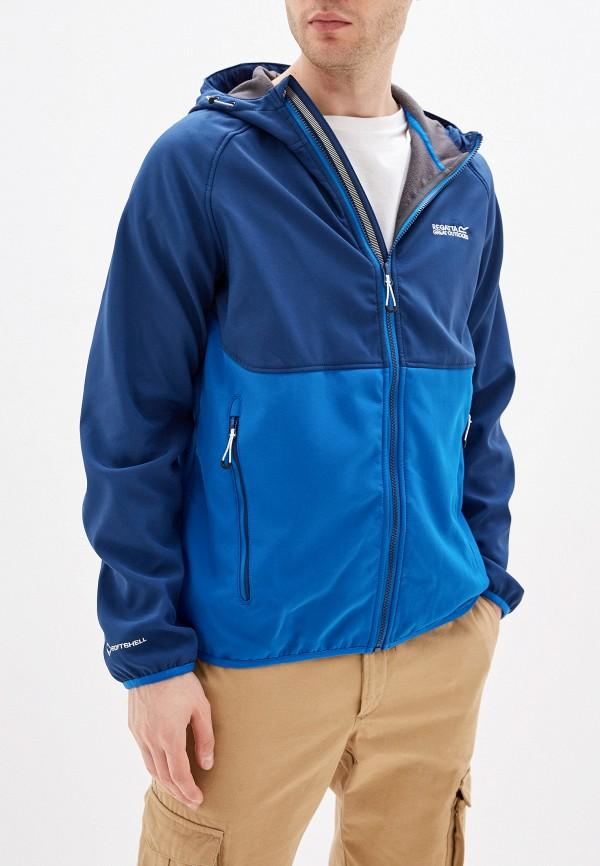 Фото - Куртку Regatta синего цвета