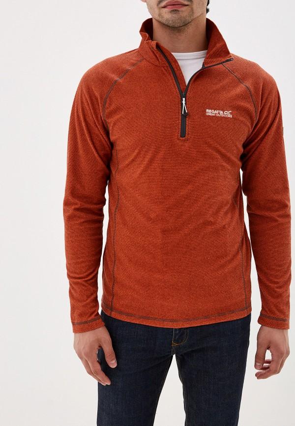 Фото - Олимпийка Regatta оранжевого цвета
