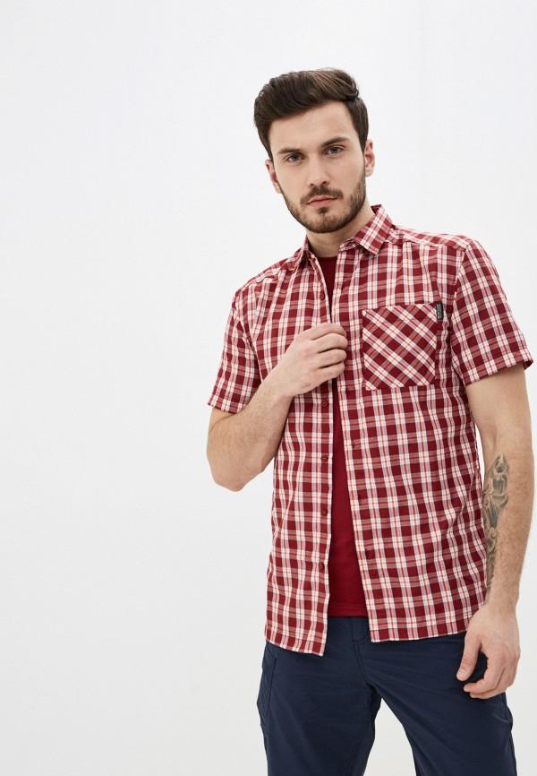 мужская рубашка regatta, красная