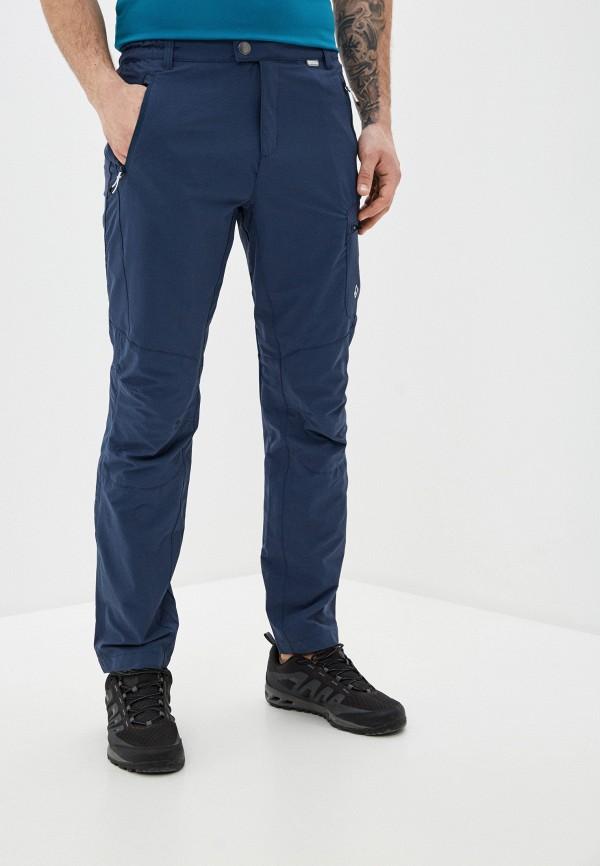 мужские брюки regatta, синие