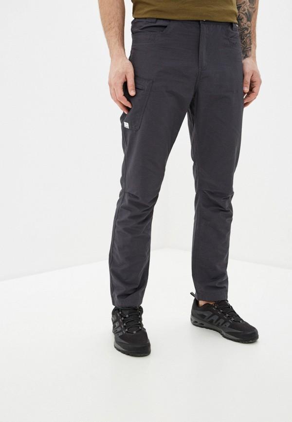 мужские брюки regatta, серые