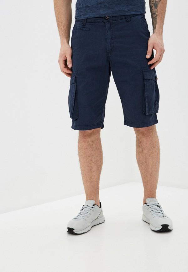 мужские шорты regatta, синие