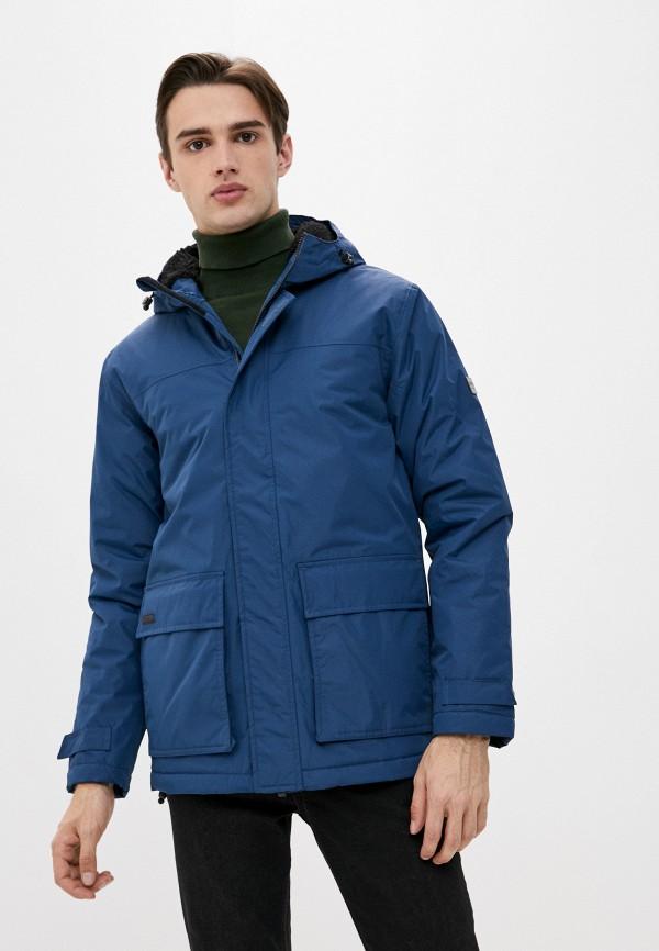 мужская куртка regatta, синяя