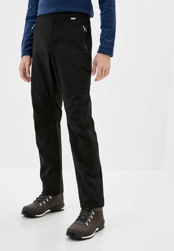 мужские брюки regatta, черные