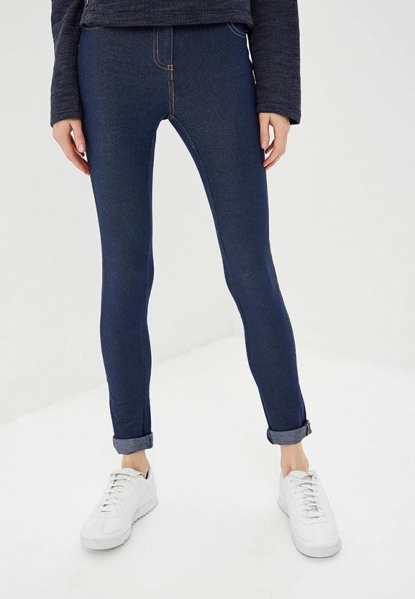 женские повседневные брюки regatta, синие