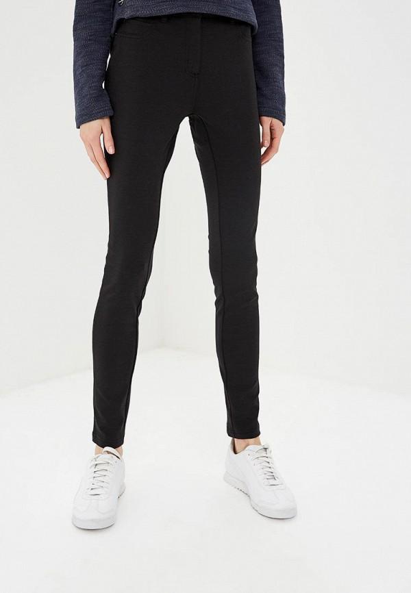 женские повседневные брюки regatta, черные
