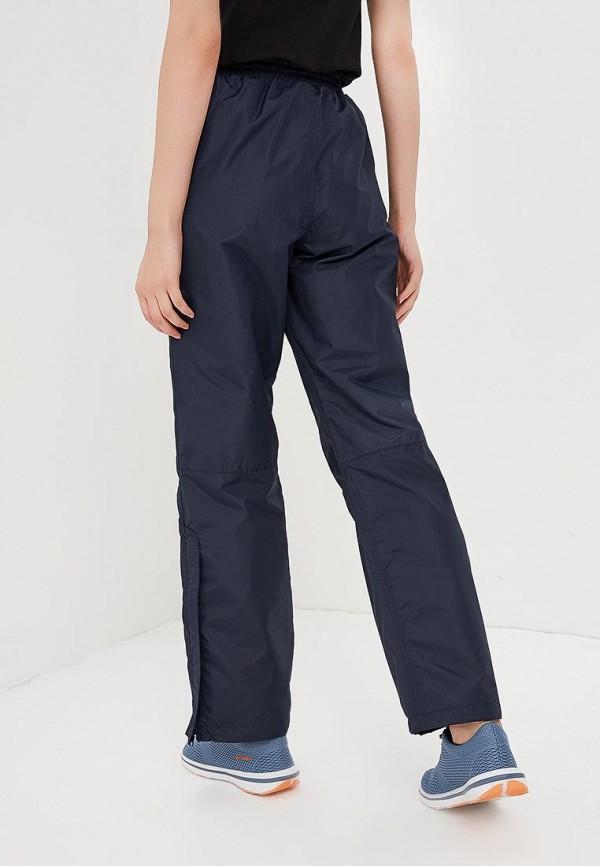 Фото 3 - женские брюки Regatta синего цвета