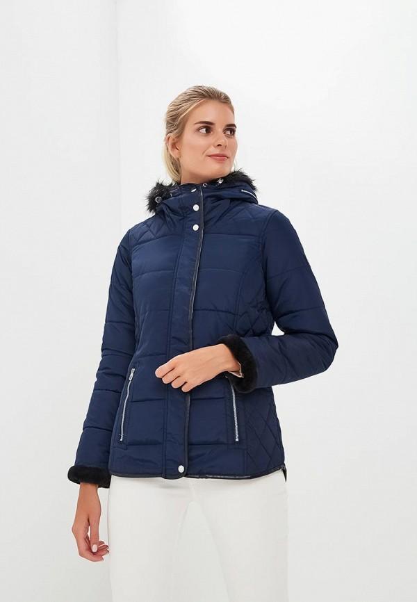 Куртка утепленная Regatta Regatta RE036EWCBWS6 куртка мужская regatta maxfield цвет синий rmw293 15 размер xl 56
