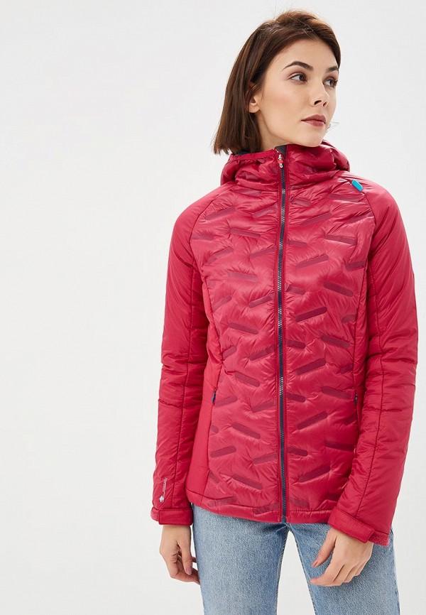 женская куртка regatta, розовая