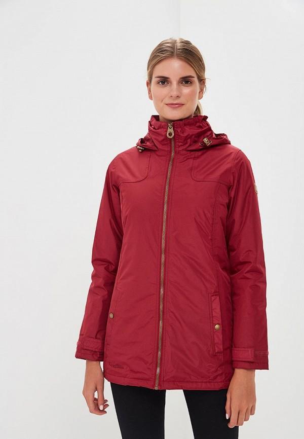 Купить Куртка утепленная Regatta, Mylee, RE036EWCBWV7, бордовый, Осень-зима 2018/2019