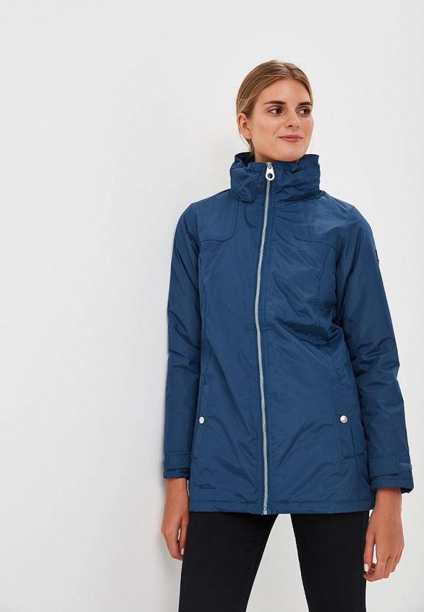 Купить Куртка утепленная Regatta, Mylee, RE036EWCBWV9, синий, Осень-зима 2018/2019