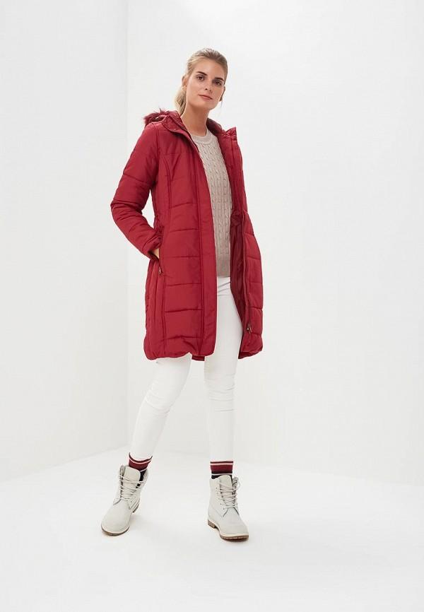 Фото 2 - Куртку утепленная Regatta бордового цвета