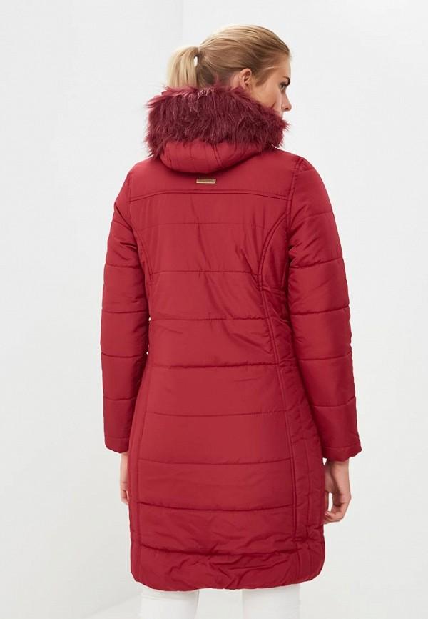 Фото 3 - Куртку утепленная Regatta бордового цвета