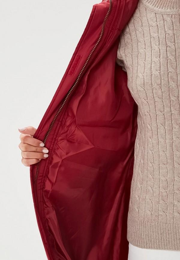 Фото 4 - Куртку утепленная Regatta бордового цвета