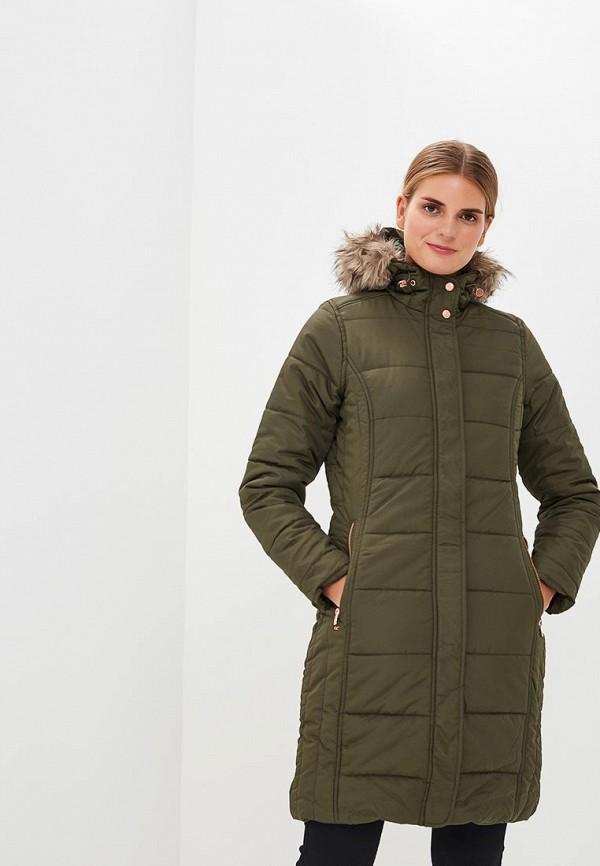 женская куртка regatta, хаки