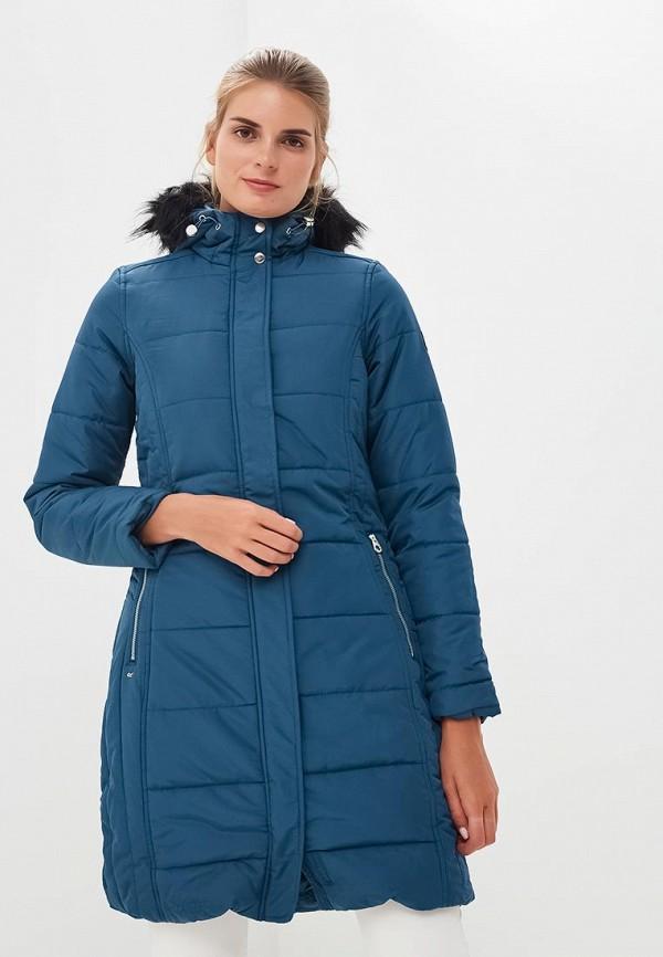 Куртка утепленная Regatta Regatta RE036EWCBWX5 куртка мужская regatta maxfield цвет синий rmw293 15 размер xl 56