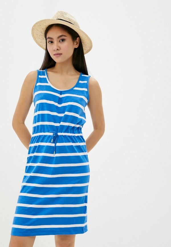 женское спортивные платье regatta, голубое