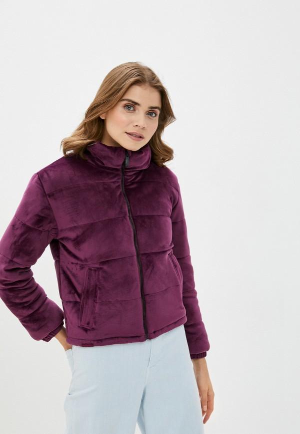 женская куртка regatta, бордовая