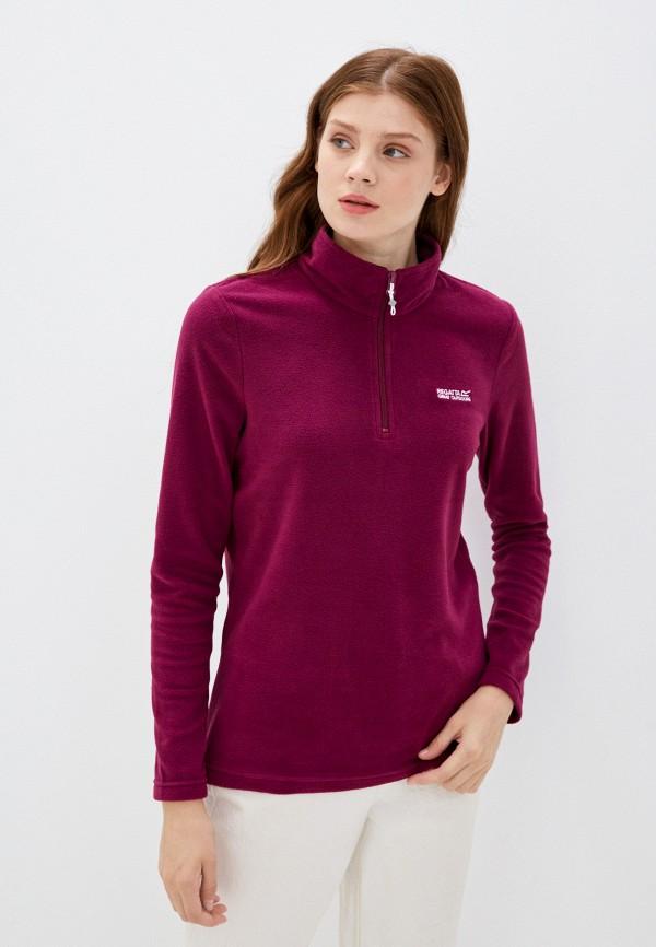 женская олимпийка regatta, фиолетовая