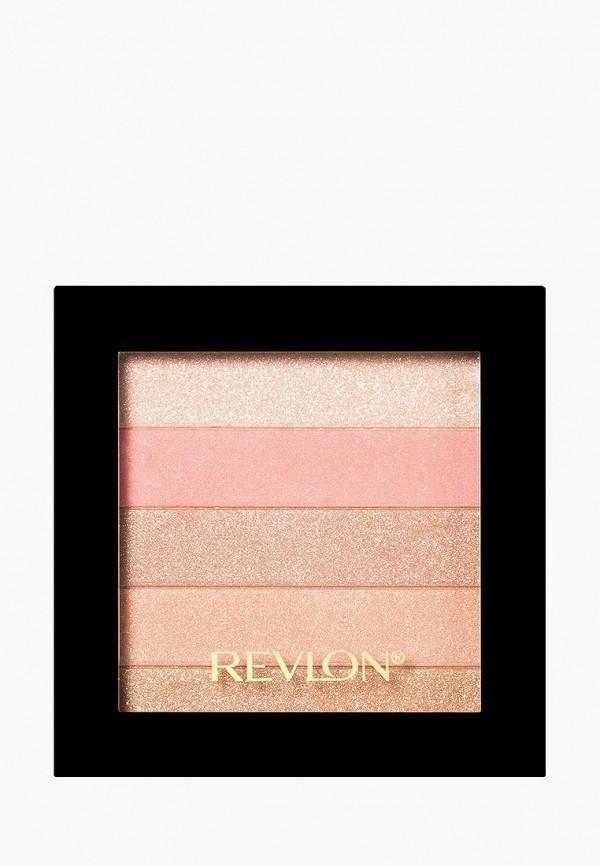 хайлайтер revlon, розовый