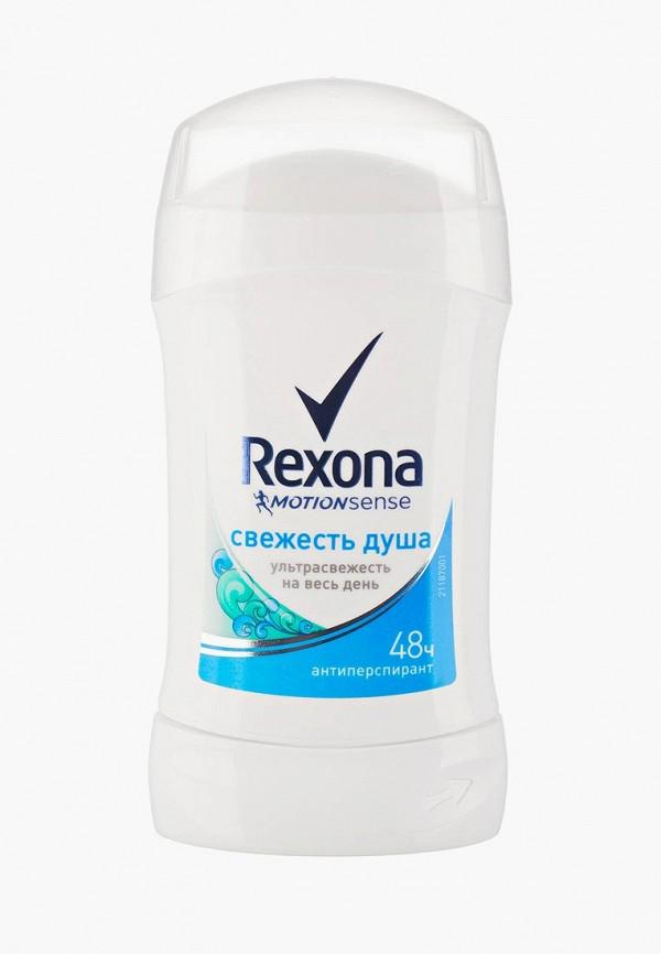 Купить Дезодорант Rexona, -карандаш, Свежесть душа, 40 мл, re039lwdsoi5, прозрачный, Весна-лето 2019