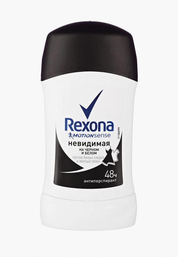 Купить Дезодорант Rexona, Антиперспирант карандаш Невидимый на черном и белом 50 мл, RE039LWJOQ93, Осень-зима 2018/2019