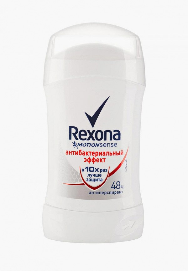 Купить Дезодорант Rexona, Антибактериальный эффект RUBIK, 40 мл, RE039LWZKF61, Осень-зима 2018/2019