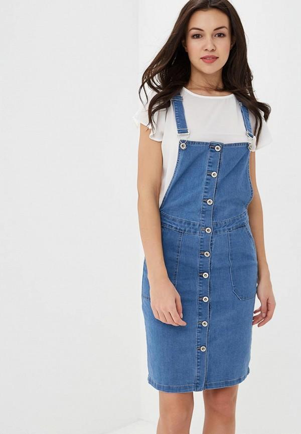 Платье джинсовое Regular
