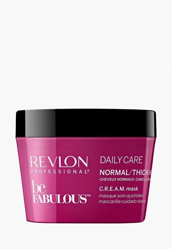 Купить Маска для волос Revlon Professional, C.R.E.A.M. BE FABULOUS 200 мл, re044lmuks29, Осень-зима 2018/2019